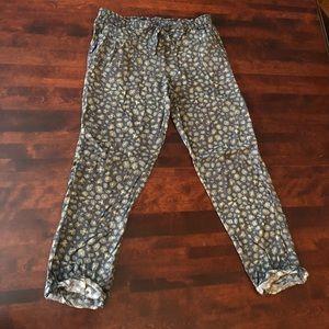 Gap Kids large printed pants